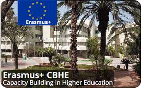 erasmus+CBHE Capacity building in higher education