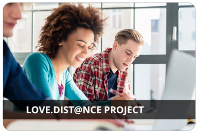 love distance project